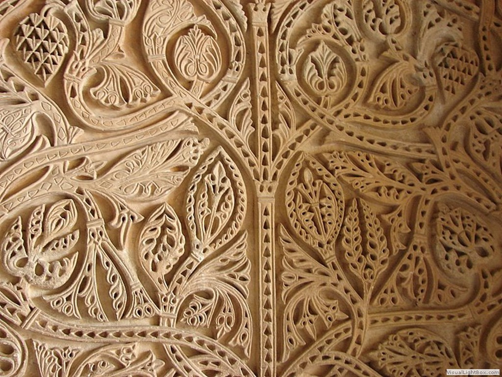 Arte musulm n galer a de domingo roa - Medina azahara decoracion ...